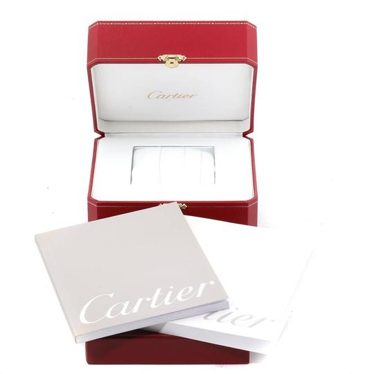 Cartier Cartier Tank Francaise Small Steel Ladies Watch W51008Q3 Box Papers Image 8