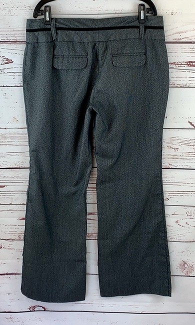Studio Y Loose Wide Leg Pants Charcoal Gray Image 1