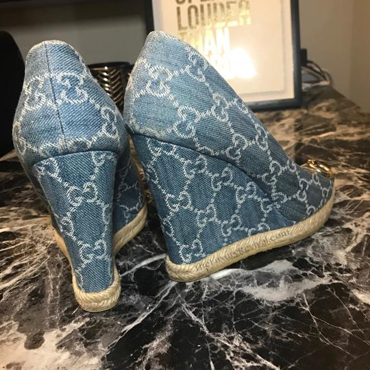 Gucci Wedges Image 6