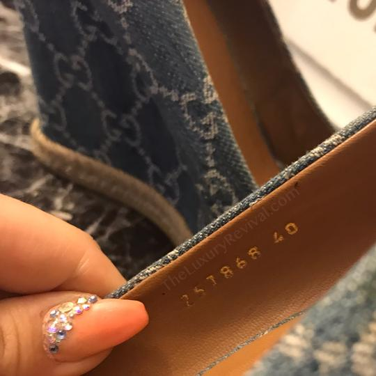 Gucci Wedges Image 7
