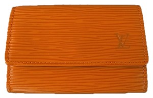 Louis Vuitton LOUIS VUITTON -MULTICLES 6- Gold Epi Leather 6 Key Holder