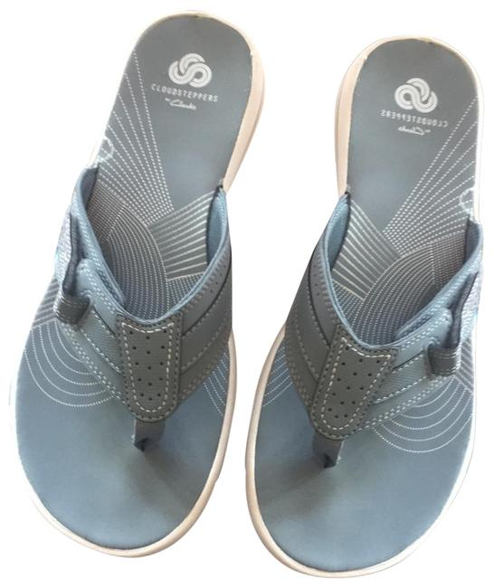 Item - Gray Cloud Steppers By Clark Sneakers Size US 8 Regular (M, B)