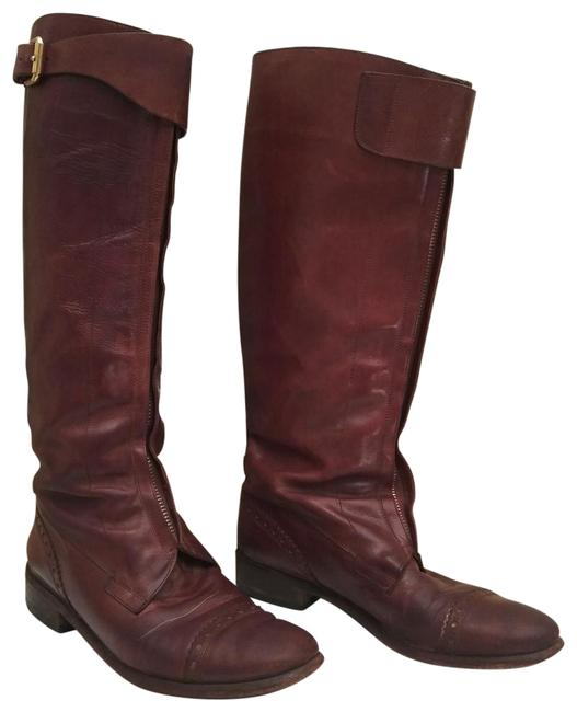Item - Brown Drayton Equestrian Walnut Boots/Booties Size EU 37.5 (Approx. US 7.5) Regular (M, B)