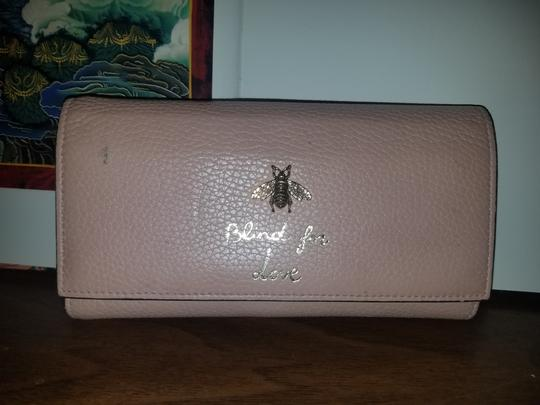 Gucci LIND FOR LOVE GUCCI BEE LONG WALLET Image 10