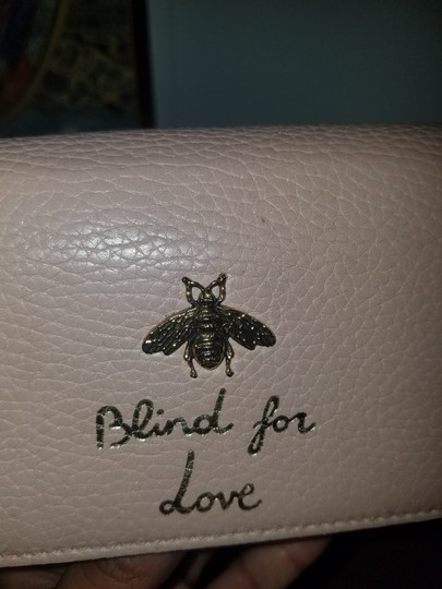 Gucci LIND FOR LOVE GUCCI BEE LONG WALLET Image 2