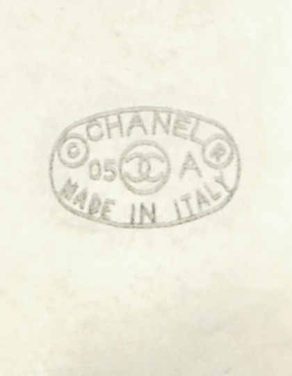 Chanel Chanel Ace Playing Card Clip Earrings Image 3