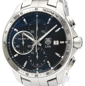 Tag Heuer TAG HEUER Link Calibre 16 Chronograph Automatic Watch CAT2010