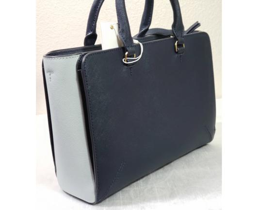 Tory Burch Satchel in Blue Image 5