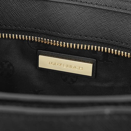Tory Burch Satchel in Blue Image 8