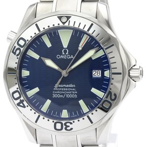 Omega OMEGA Seamaster Professional 300M Automatic Mens Watch 2255.80