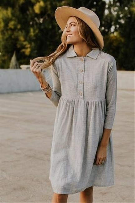 Preload https://img-static.tradesy.com/item/26354211/gray-delacour-striped-midi-babydoll-nursing-button-front-collared-mid-length-short-casual-dress-size-0-0-650-650.jpg