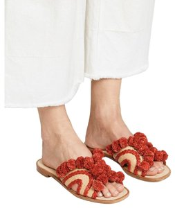 Joie red Sandals