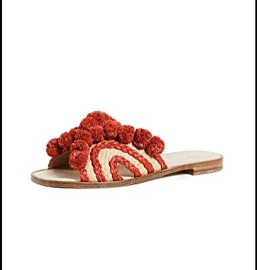 Joie red Sandals Image 1