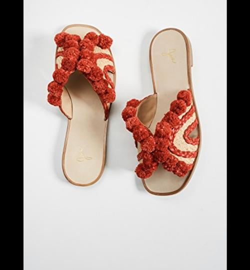Joie red Sandals Image 3