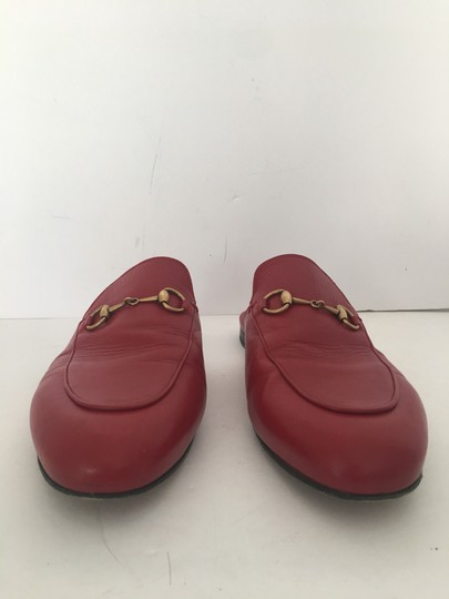 Gucci red Flats Image 1