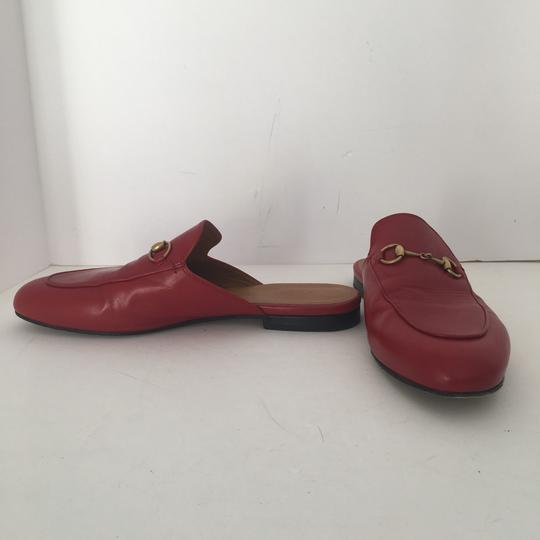 Gucci red Flats Image 2
