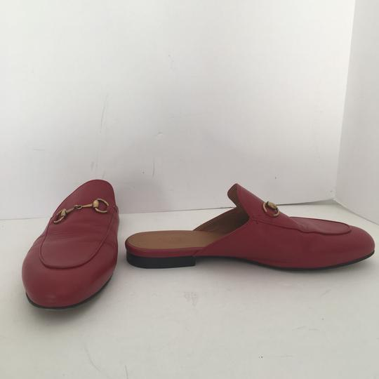Gucci red Flats Image 3