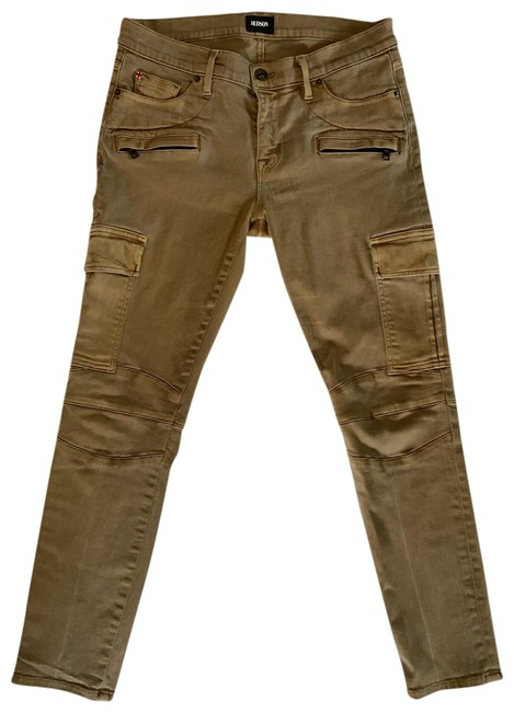 Item - Camel Colby Ankle Moto Skinny Jeans Size 8 (M, 29, 30)