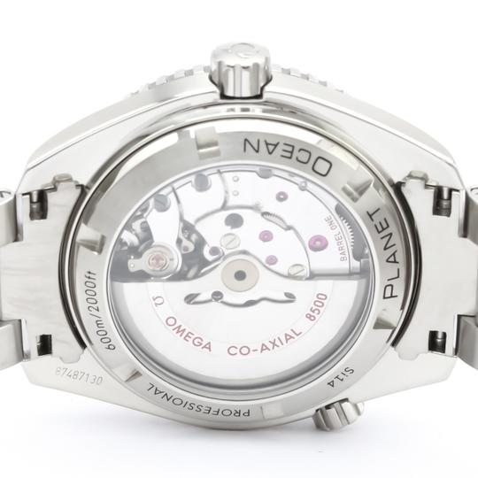 Omega Omega Seamaster Automatic Stainless Steel Men's Sports Watch 232.30.42.21.01.001 Image 4