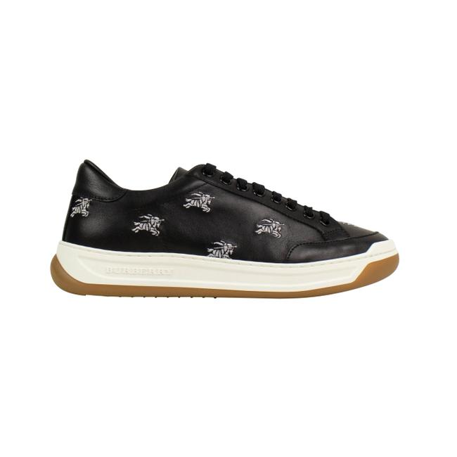 Item - Black 'timsbury' Knight Embroidered Sneakers Size EU 35 (Approx. US 5) Regular (M, B)