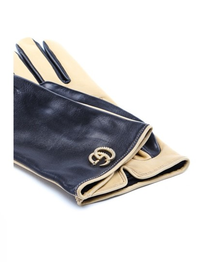 Gucci Gg Leather gloves size 8 Image 2