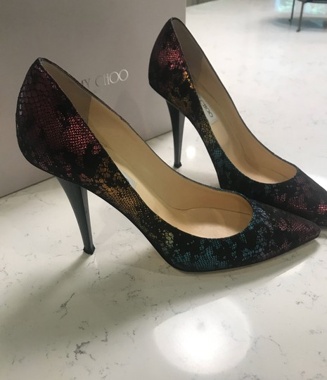 Jimmy Choo Multi Pumps Image 1