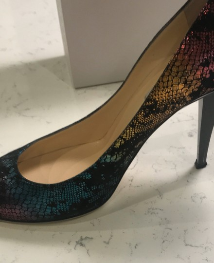 Jimmy Choo Multi Pumps Image 2