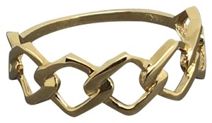 other 14K Yellow Gold Open Link Style Ring