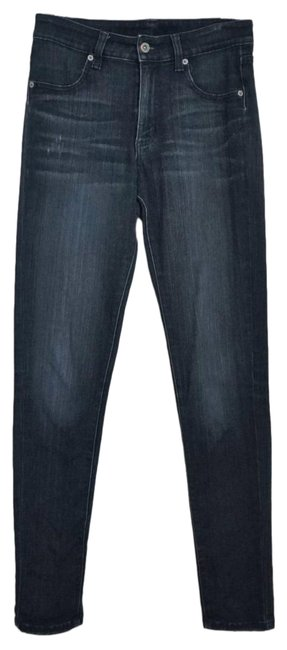 Preload https://img-static.tradesy.com/item/26354644/carmar-blue-medium-wash-high-rise-skinny-jeans-size-26-2-xs-0-2-650-650.jpg