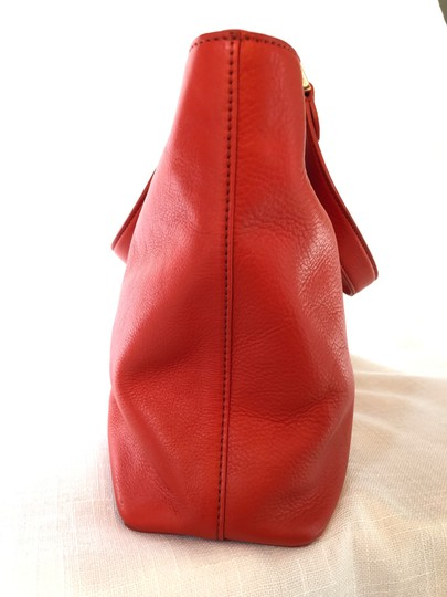 Tory Burch Tote in red Image 3