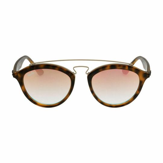 Ray-Ban Copper Mirrored & Gradient Lens RB4257 6267/B9 GatsbyII Round Women's Image 1