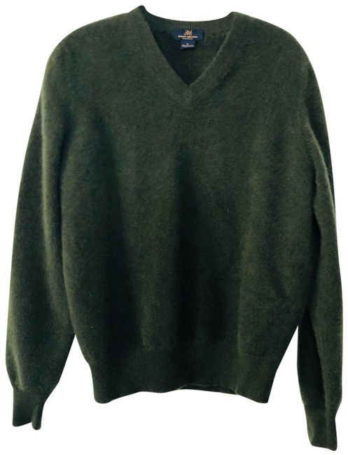 Preload https://img-static.tradesy.com/item/26354678/brooks-brothers-cashmere-v-neck-sweater-0-2-650-650.jpg