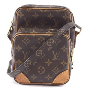 Louis Vuitton Monogram Amazon Messenger Cross Body Bag