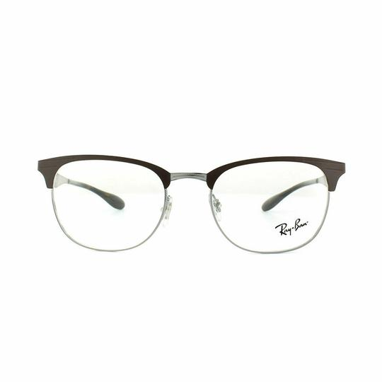 Ray-Ban Demo Lens RX6346 2912 52 Unisex Round Image 1