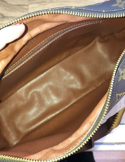 Louis Vuitton brown gold Travel Bag Image 10
