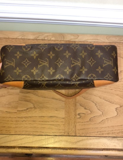 Louis Vuitton brown gold Travel Bag Image 6