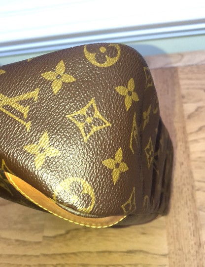 Louis Vuitton brown gold Travel Bag Image 8