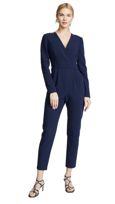 Preload https://img-static.tradesy.com/item/26354711/black-halo-pacific-blue-andie-romperjumpsuit-0-0-650-650.jpg