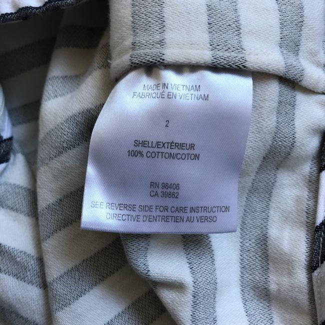 Theory T Shirt gray and white Image 5