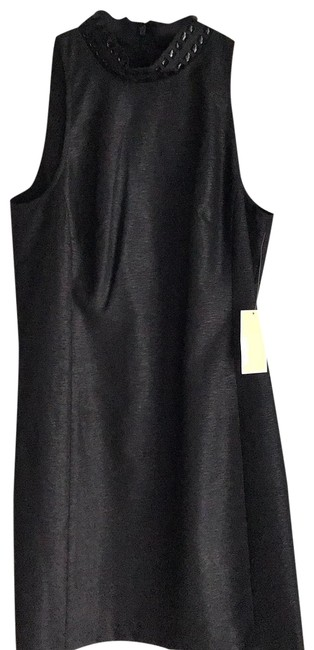 Preload https://img-static.tradesy.com/item/26354744/michael-kors-collection-black-holiday-fashion-short-cocktail-dress-size-8-m-0-2-650-650.jpg