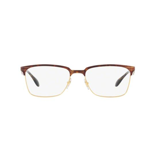 Ray-Ban Demo Lens RX6344 2917 56 Unisex Rectangular Image 1