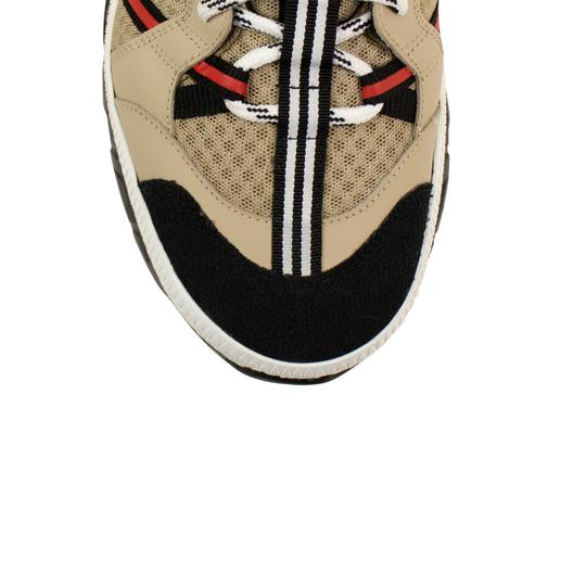Burberry Leather Laces Chunky Beige Athletic Image 3