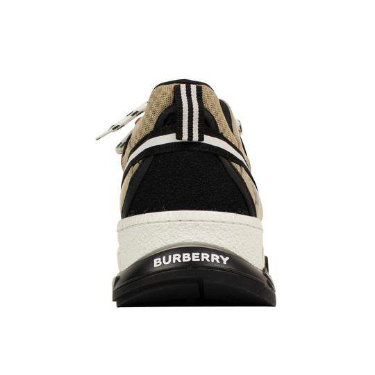 Burberry Leather Laces Chunky Beige Athletic Image 4