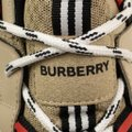 Burberry Leather Laces Chunky Beige Athletic Image 5