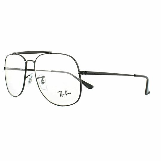 Ray-Ban Demo Lens RX6389 2509 55 Unisex Aviator Image 0