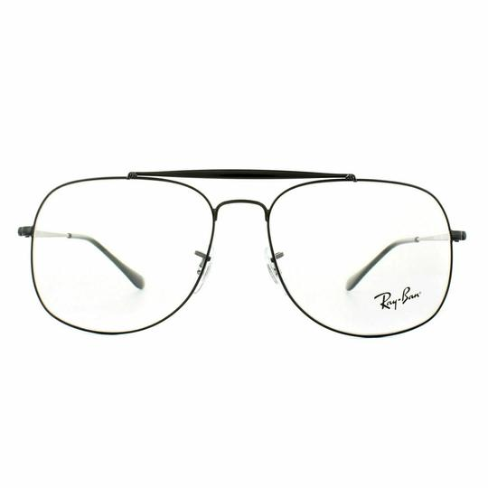 Ray-Ban Demo Lens RX6389 2509 55 Unisex Aviator Image 1