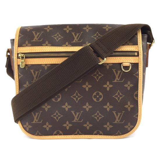 Louis Vuitton Lv Bosphore Adjustable Monogram Cross Body Bag Image 0