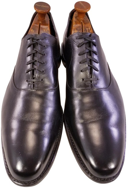 Item - Black Carlyle Man Leather Oxfords 14b Formal Shoes Size US 13 Regular (M, B)