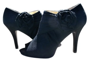 mossimo black booties Boots
