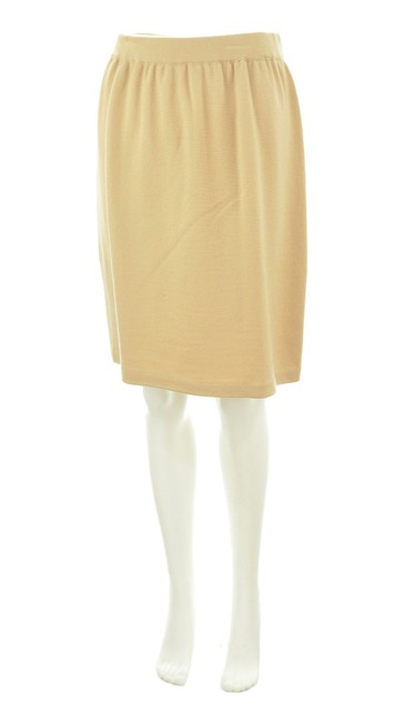 Item - Tan Collection By Marie Gray Skirt Size 6 (S, 28)